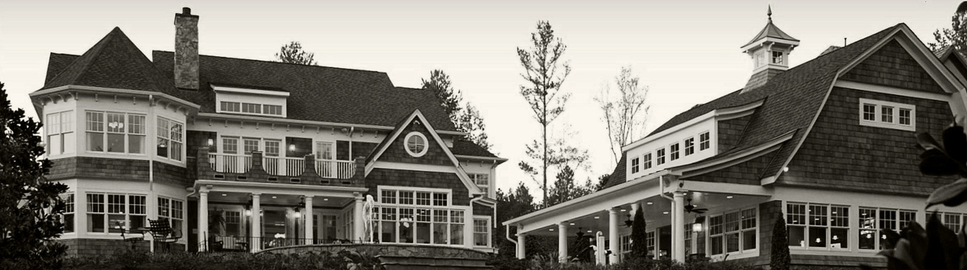 Great Shingle Style House